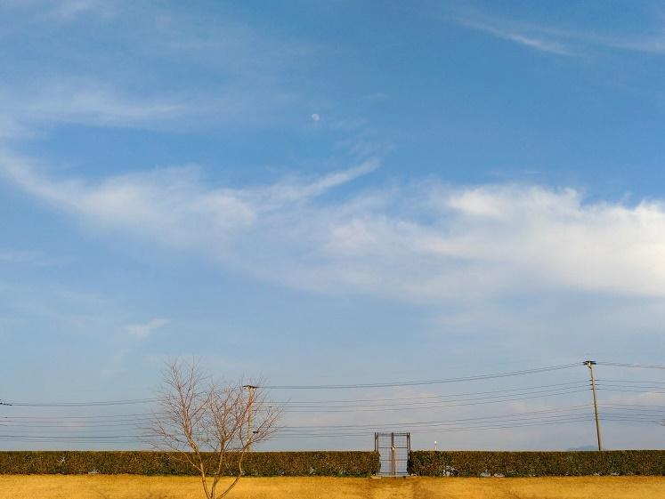 ちょっとの設定で見違える写真に!スマホカメラで空を撮影してみよう!